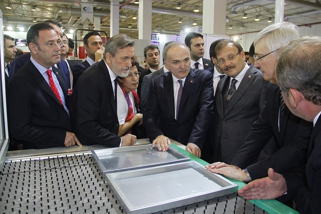Makine Sektörünün Bursa Buluşması 29 Kasım'da Başlıyor